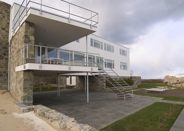 Axiom Architects Portfolio Gropius House